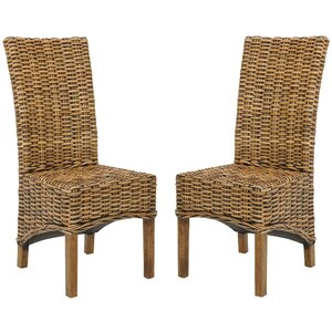 Feldman Solid Wood Dining Chair (Set of 2)