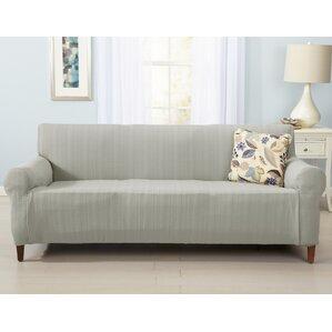 Home Fashion Designs Darla Box Cushion Sofa Slipcover