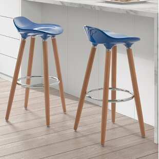 Hagert Bar Stool Brayden Studio