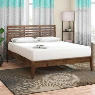 Daria Platform Bed by Latitude Run Read Reviews