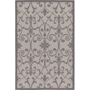 Floyd Gray Indoor/Outdoor Area Rug