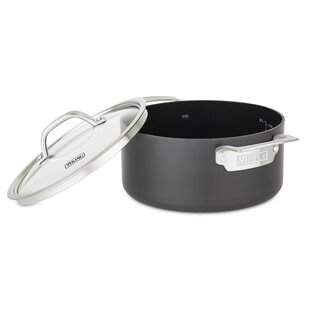 Viking® Nonstick Stock Pot with Lids