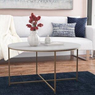 Bretz Coffee Table Wrought Studio