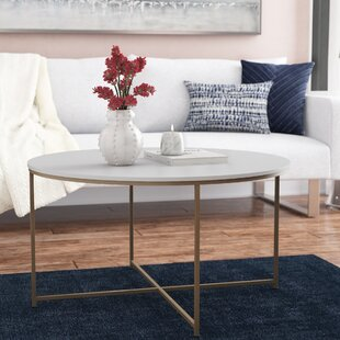 Read Reviews Norrell Coffee Table By Mercury Row