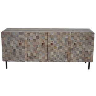 Snyder 4 Door Sideboard by Loon Peak 2019 Sale