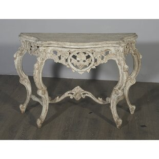 Eleonora Console Table by Astoria Grand Wonderful
