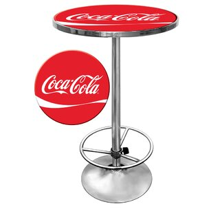 Coca Cola Pub Table Trademark Global