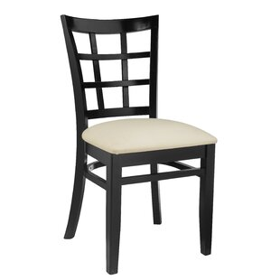 Harner Upholstered Dining Chair (Set of 2) August Grove