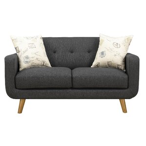 Hoeft Loveseat by Latitude Run