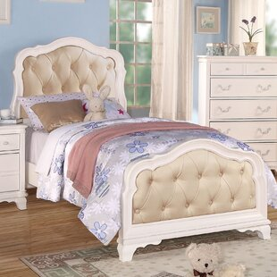 Scaife Tufted Panel Bed