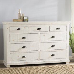 Burnell 9 Drawer Dresser