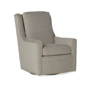 Bradington-Young Percy Swivel Armchair
