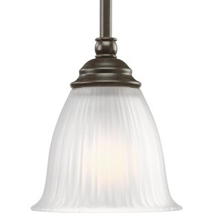 Alcott Hill Denton 1-Light Cone Pendant