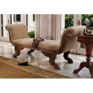 Design Toscano The Veronique Chaise Lounge