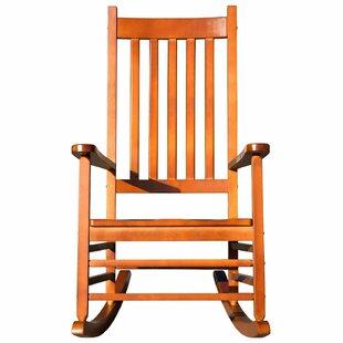 August Grove Jadiel Rocking Chair