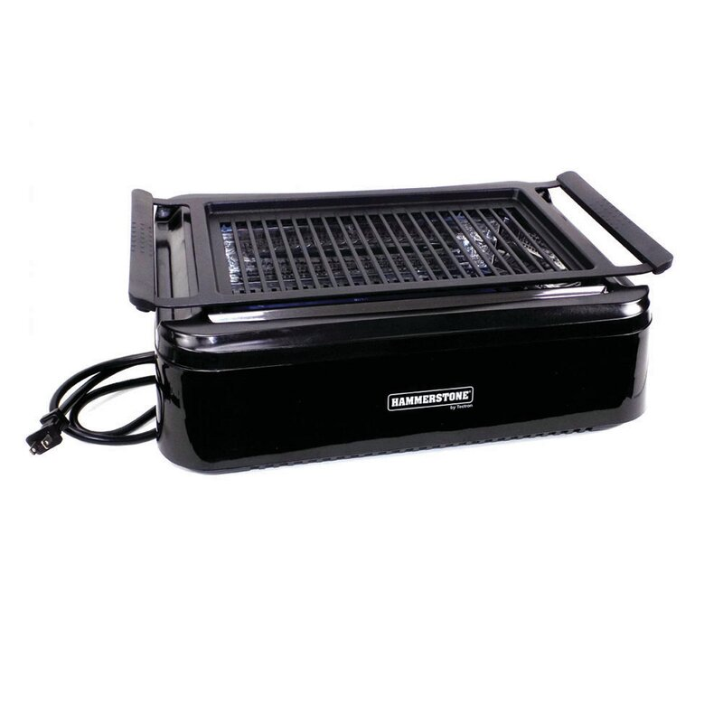 14 Smokeless Indoor Portable Grill