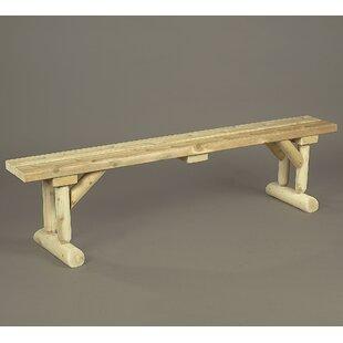 Cedar Bench by Rustic Natu..