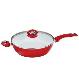 Aeternum Saute Pan with Lid