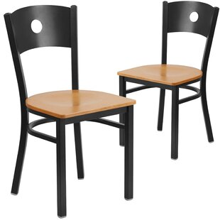 Chafin Dining Chair (Set Of 2) by Winston Porter Discount