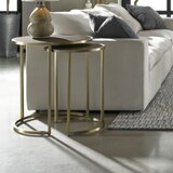 Edison 2 Piece Nesting Tables by Mercer41