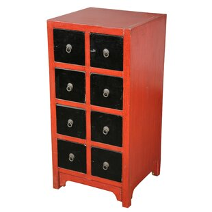 Lou Lan 8 Drawer Chest By Beachcrest Home