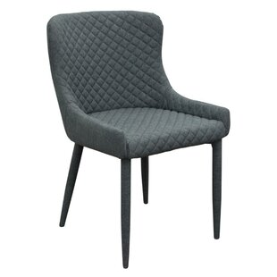 Riya Upholstered Dining Chair (Set of 2) by Brayden Studio