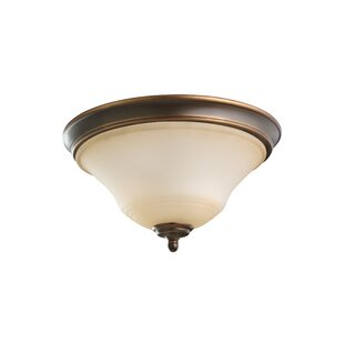 Culley 2-Light Flush Mount..