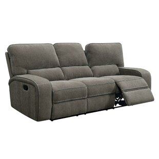 Ortez Three Seater Reclining Sofa by Red Barrel Studio