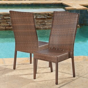 Arturo Patio Dining Chair (Set of 2)