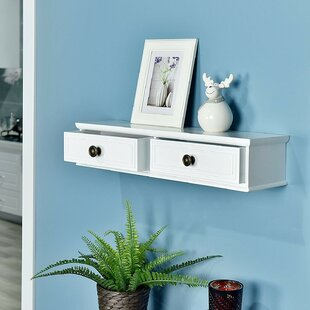 Mounted Storage Wall Shelf