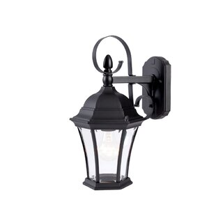 Affordable Price Prangins Outdoor Wall Lantern By Astoria Grand