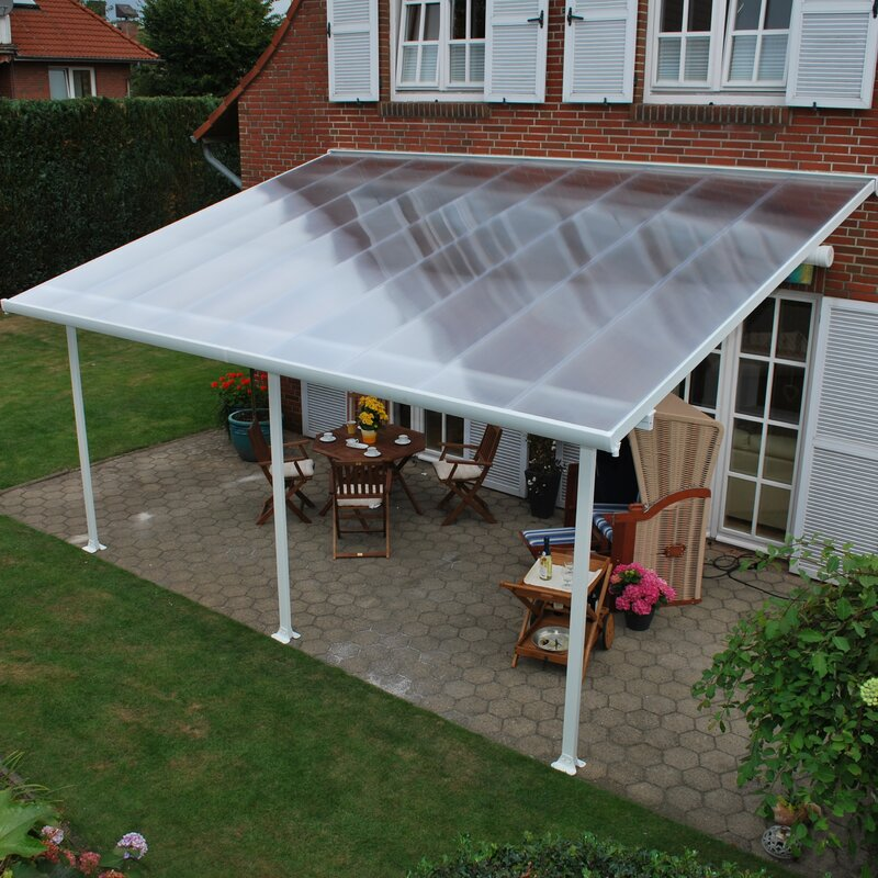 Feria™ 28 ft  W x 13 ft  D Patio Awning