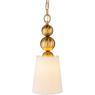 Mercer41 Marcella 1-Light Cone Pendant