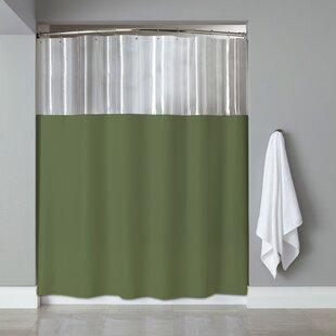 Best Reviews See Through Bath Vinyl Shower Curtain BySymple Stuff