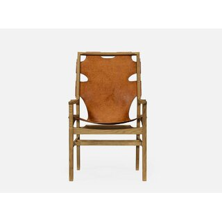 Architects House Genuine Leather Upholstered Dining Chair by Jonathan Charles Fine Furniture SKU:EE566020 Reviews