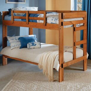 Compare & Buy Twin Bunk Bed by Chelsea Home Reviews (2019) & Buyer's Guide