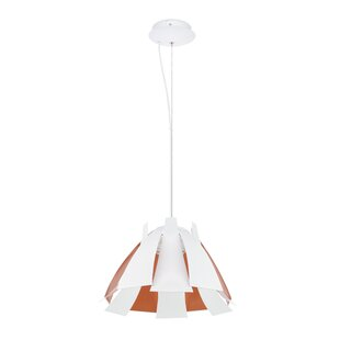 EGLO Tressi 1-Light Cone Pendant