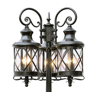 Bargain Landon 6-Light 81 Post Light By Laurel Foundry Modern Farmhouse