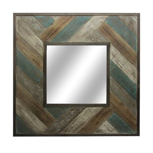 Loon Peak Chevron Wall Mirror
