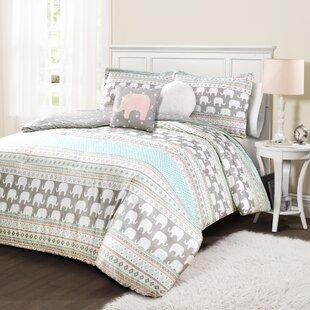 Uriel Reversible Comforter Set