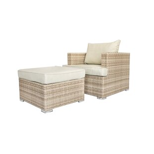 Brinkley Patio Chair with Cushions