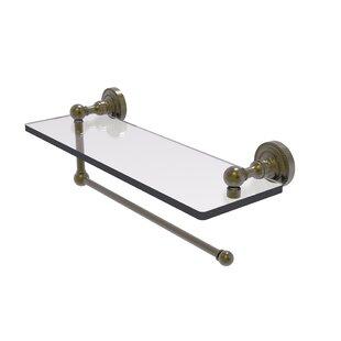 Allied Brass Dottingham Wall Shelf