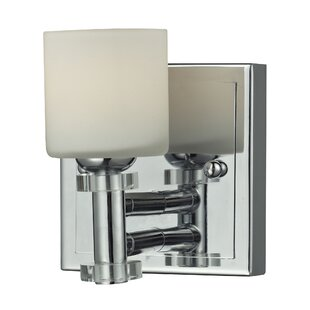 Winston Porter Westbury Park 1-Light Bath Sconce