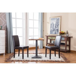 Neymar Parson Chair (Set Of 2) by Latitude Run No Copoun
