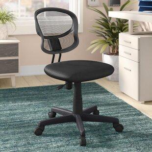 Ebern Designs Curcio Adjustable Mid-Back Desk Chair