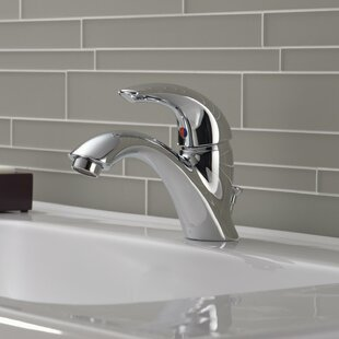 Delta C Spout Series Single Hole Bathroom Fa..