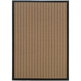 Roxanna Brown/Black Indoor/Outdoor Area Rug