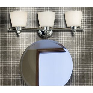Affordable Hammers 3-Light Vanity Light By Charlton Home
