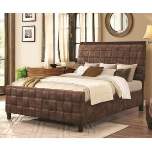 Millwood Pines Forney Upholstered Panel Bed