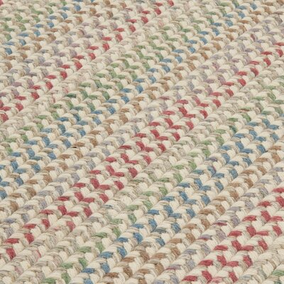 Arvie Hand Woven Redgreen Area Rug Highland Dunes Rug Size Rectangle 12 X 15